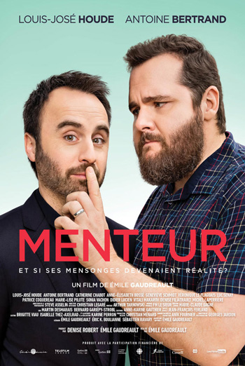 Menteur(Compulsive Liar)(French W/E.S.T)(Recliner) movie poster