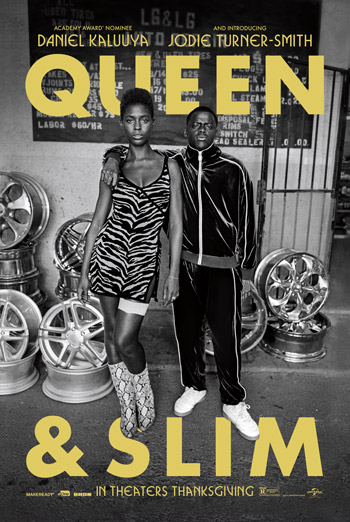 Queen & Slim - in theatres 11/27/2019