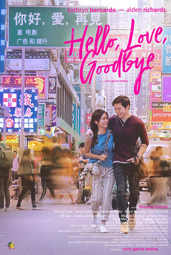 Hello, Love, Goodbye(Filipino W/E.S.T.) movie poster