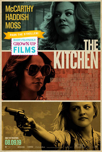 Kitchen, The (Park Stroller) movie poster
