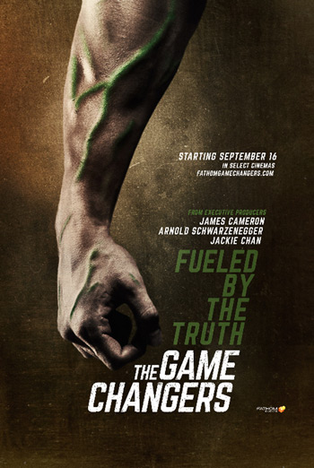 Game Changers, The movie poster