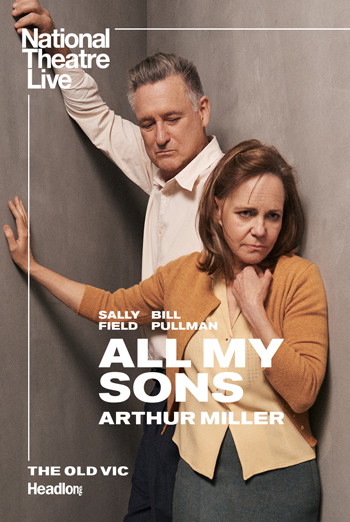 All My Sons (National Theatre Live 2019) movie poster