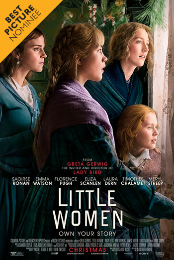 Little Women (2019) - in theatres soon