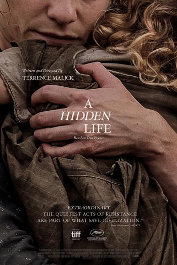 Hidden Life, A movie poster