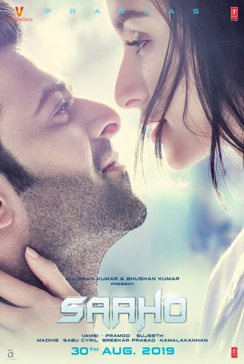 Saaho (Hindi W/E.S.T.) movie poster