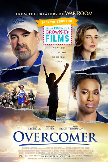 Overcomer (Park the Stroller) movie poster