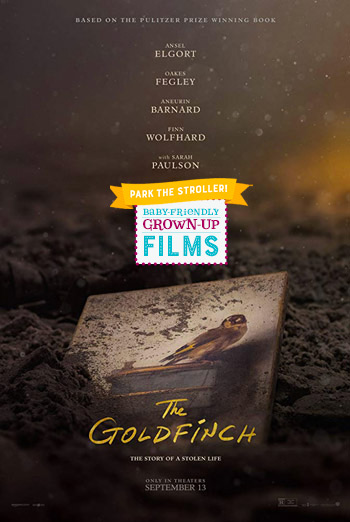 Goldfinch, The (Park the Stroller) movie poster