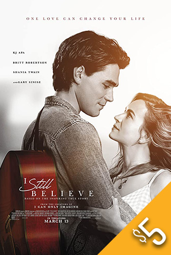I Still Believe - in theatres 03/13/2020
