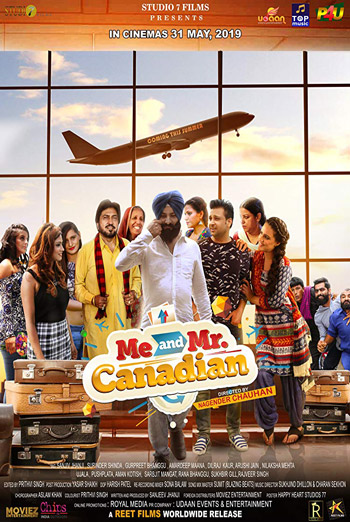 Me And Mr Canadian (Punjabi W/E.S.T.) movie poster