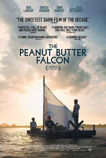 Peanut Butter Falcon, The movie poster