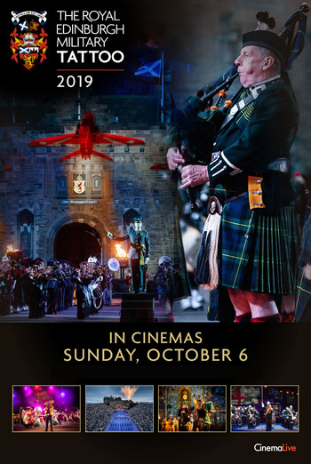 Royal Edinburgh Military Tattoo, The movie poster