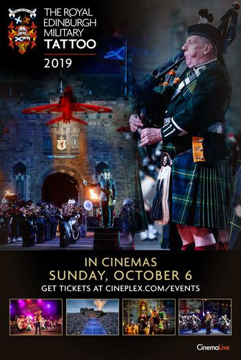 Royal Edinburgh Military Tattoo, The movie poster