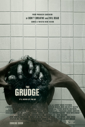Grudge, The movie poster