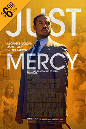 Just Mercy - in theatres 12/25/2019