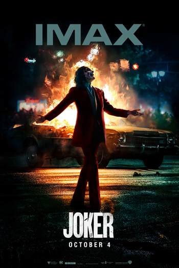 Joker (IMAX) movie poster