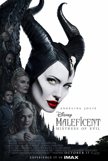 Maleficent: Mistress of Evil (IMAX) - in theatres 10/18/2019