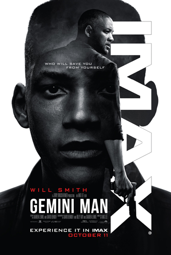 Gemini Man (IMAX) movie poster