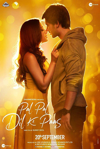 Pal Pal Dil Ke Paas (Hindi W/E.S.T.) movie poster