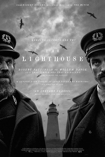 Lighthouse, The movie poster