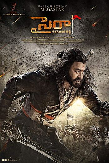 Sye Raa Narasimha Reddy(Hindi W/E.S.T.) movie poster