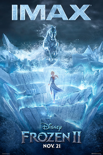 Frozen 2 (IMAX) movie poster