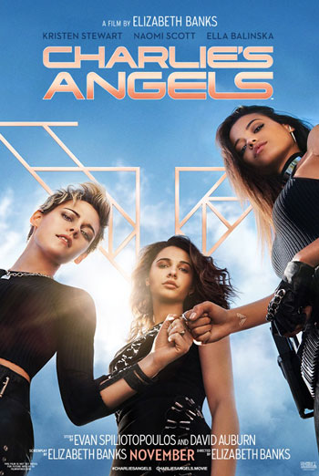 Charlie's Angels - Girls Night Out - in theatres 11/13/2019