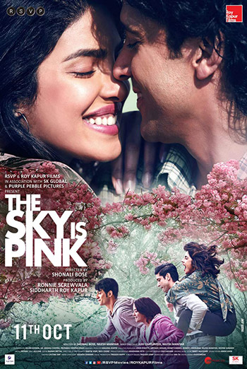 Sky is Pink, The (Hindi w EST) movie poster