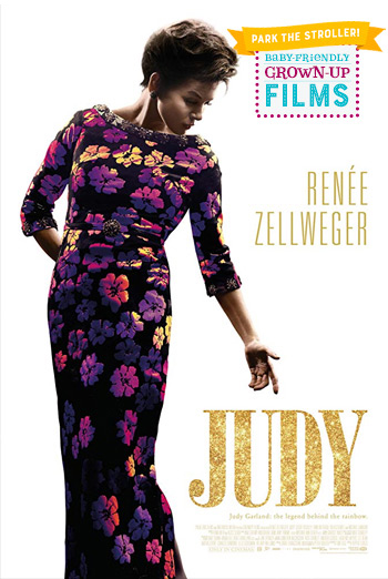 Judy (Park the Stroller) movie poster