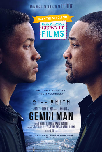 Gemini Man (Park the Stroller) movie poster