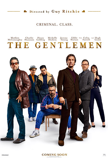Gentlemen, The - in theatres 01/24/2020