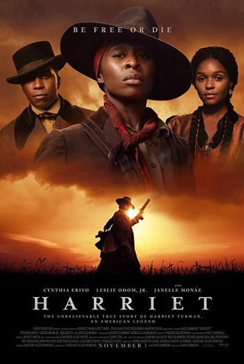 Harriet - in theatres 11/01/2019
