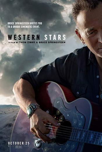 Western Stars movie poster