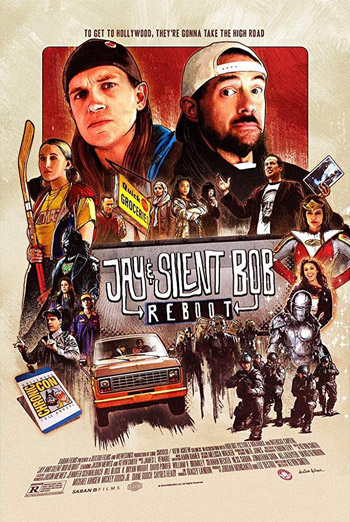 Jay and Slient Bob Reboot - in theatres 10/15/2019