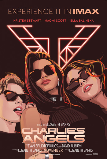 Charlie's Angels (IMAX) movie poster