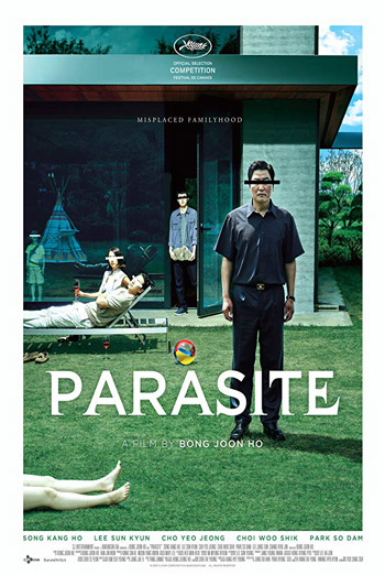 Parasite (Korean w EST) - in theatres 11/01/2019