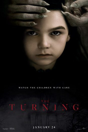 Turning, The movie poster