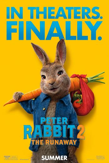 Peter Rabbit 2: The Runaway movie poster