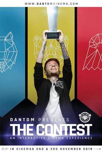 DanTDM Presents The Contest - in theatres 11/2/2019