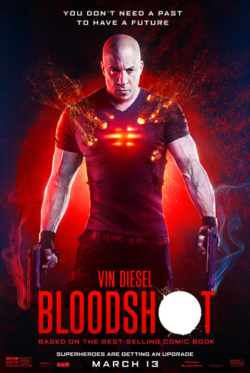 Bloodshot movie poster