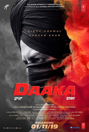 Daaka (Punjabi W/E.S.T.) movie poster