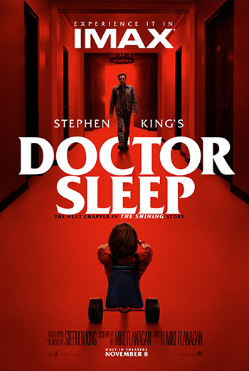Doctor Sleep (IMAX) movie poster