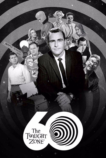 Twilight Zone, The movie poster