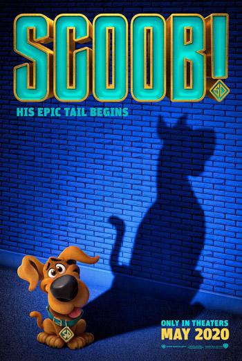 SCOOB - in theatres 5/17/2020