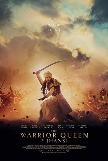 Warrior Queen of Jhansi movie poster