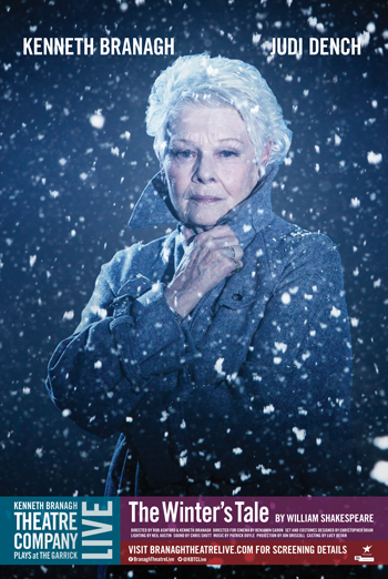 Winter's Tale, The - Branagh Theatre Live (Encore) movie poster