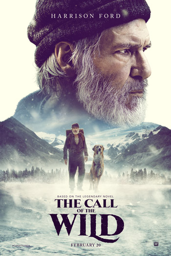 Call of the Wild, The movie poster