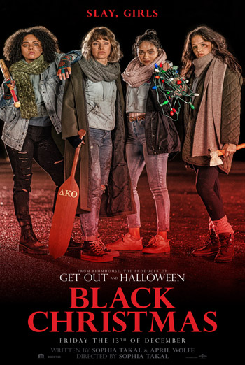 Black Christmas - in theatres 12/13/2019