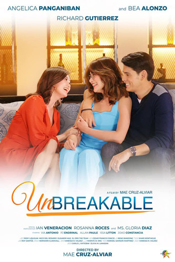 Unbreakable(Filipino W/E.S.T.) movie poster