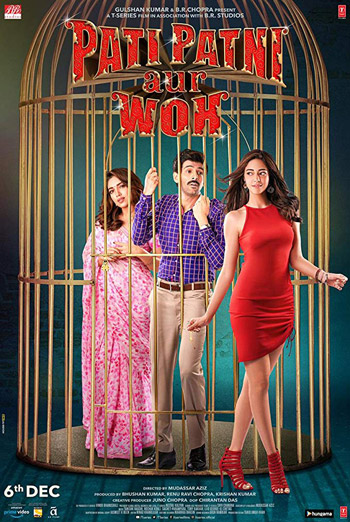 Pati Patni Aur Woh(Hindi W/E.S.T.) movie poster