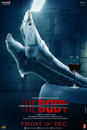Body, The(Hindi W/E.S.T.) movie poster